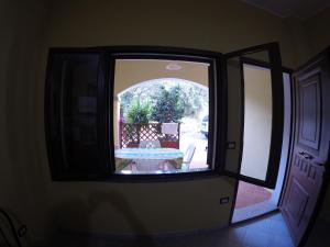 A television and/or entertainment center at Casa Navarra