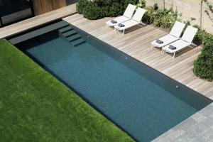 The swimming pool at or close to B&B For 2-Wellness For 2