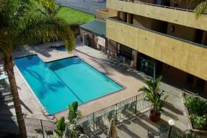 A view of the pool at Radisson Hotel Santa Maria or nearby