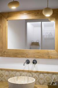 Un baño de Hotel Nou Sant Antoni