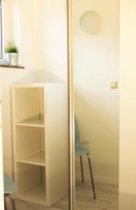 A bathroom at Sandbank 134