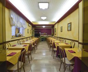 Ristorante o altro punto ristoro di Hotel La Riviera