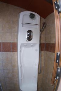 Un baño de La Casa de la Abuela