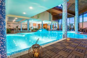 The swimming pool at or near Park Hotel Olymp & SPA
