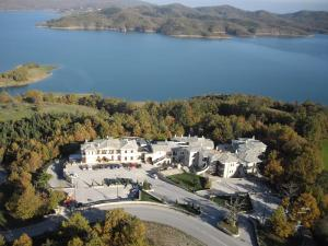A bird's-eye view of Naiades Hotel Resort & Conference