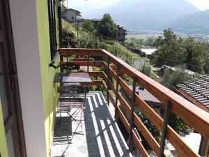 Balcone o terrazza di Le Cantine Del Vecchio Borgo