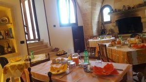 Ristorante o altro punto ristoro di Villa Boschetto B&B - Apartments