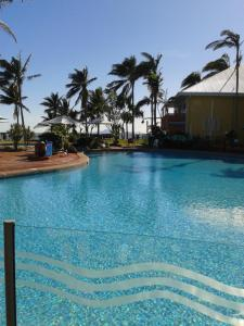 The swimming pool at or near Apartment in Dolphin Heads Resort