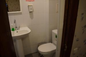 Ванная комната в Отель Ладога