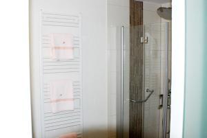 Ein Badezimmer in der Unterkunft Rüter's Hotel & Restaurant