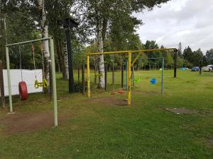 Children's play area at Camping Intercamp Tatranec