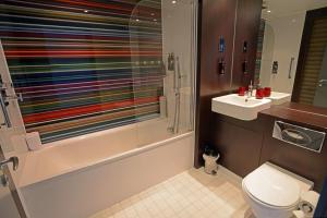 A bathroom at Village Hotel Solihull