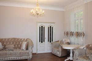 Гостиная зона в Apartment on Voykova 31