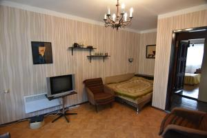 Телевизор и/или развлекательный центр в Apartment Betta 10