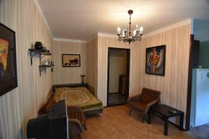Гостиная зона в Apartment Betta 10