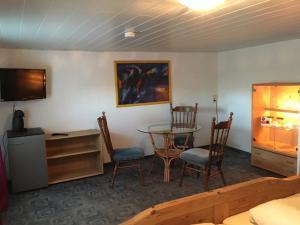 TV/Unterhaltungsangebot in der Unterkunft Hotel Jägerhof