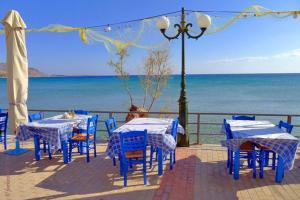 Εστιατόριο ή άλλο μέρος για φαγητό στο Panmar Apartments