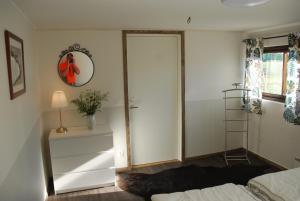 Ett badrum på BOARYD B&B