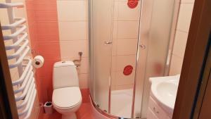 Łazienka w obiekcie Jędruś - Rabat na termy Gorący Potok