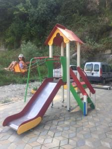 Детская игровая зона в Apartments Жако