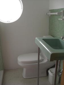 A bathroom at Monoambientes Cuauhtemoc