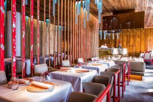 Ресторан / где поесть в The Alpina Gstaad