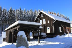 Fw. Glashütte Anno Dazumal im Winter