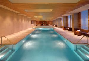 The swimming pool at or near Grand Hyatt Guangzhou