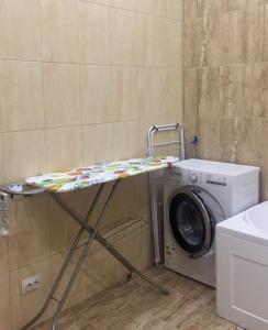 Ванная комната в Отель на Сорокина