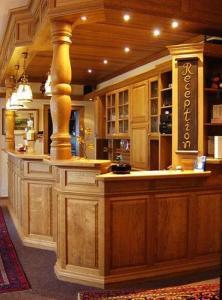 Лобби или стойка регистрации в Hotel - Restaurant Reher Hof