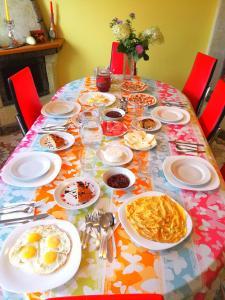Завтрак для гостей Imperija