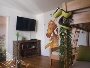 TV/Unterhaltungsangebot in der Unterkunft Avalon Apartments