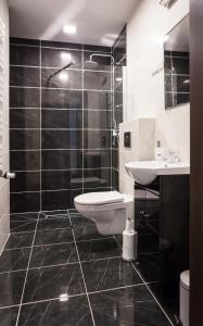 Łazienka w obiekcie Czar Garbar