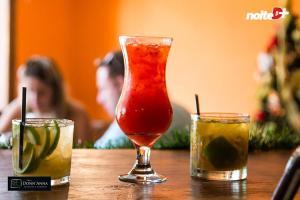 Bebidas em Villa Donn'Anna