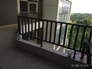 Балкон или терраса в Apartment Vinograd