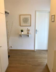 Ein Badezimmer in der Unterkunft Ferienwohnung Clasen-Schulz/Hollmann
