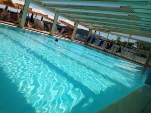 The swimming pool at or near Aquaviva Hotel & Spa