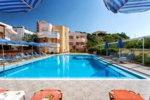 The swimming pool at or near Artemis Apartments
