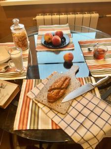 Завтрак для гостей Apartments Na Savushkina