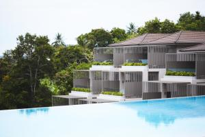 The swimming pool at or near Mantra Samui Resort