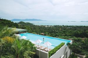 A view of the pool at Mantra Samui Resort or nearby