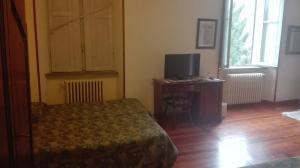 TV o dispositivi per l'intrattenimento presso Hotel Valganna - Tre Risotti
