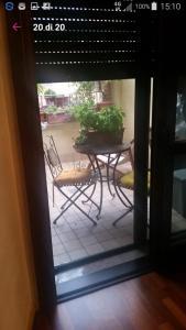 Balcone o terrazza di casa giovanna