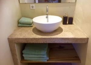 Um banheiro em Apartment Azulita Resort