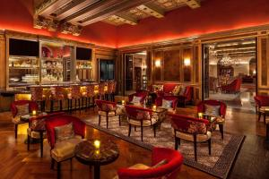 The lounge or bar area at The St. Regis Washington, D.C.
