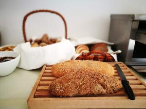 Завтрак для гостей Patmos Paradise Hotel