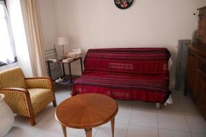 Coin salon dans l'établissement A Cittadella