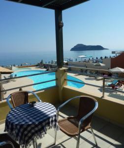 Πισίνα στο ή κοντά στο Lissos Beach