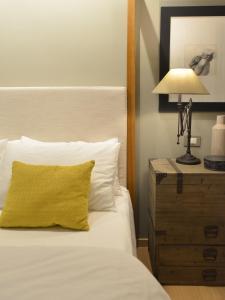Letto o letti in una camera di QB/four