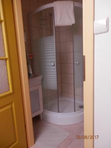 Łazienka w obiekcie Akacjowa